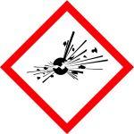 GHS Gefahrstoffband
