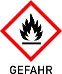 Gefahrstoffschild